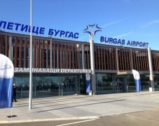 The airports in Bourgas and Varna report a record decline of passengers - 86% and 71% respectively